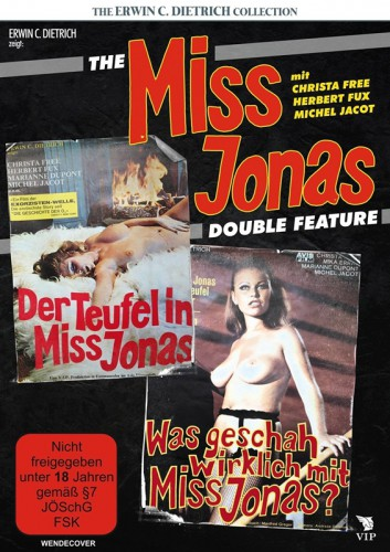 Was geschah wirklich mit Miss Jonas (1974) cover