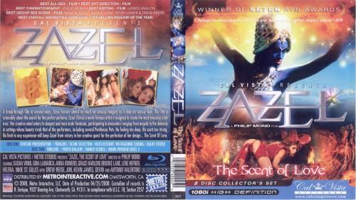 Zazel: The Scent of Love (1995) cover