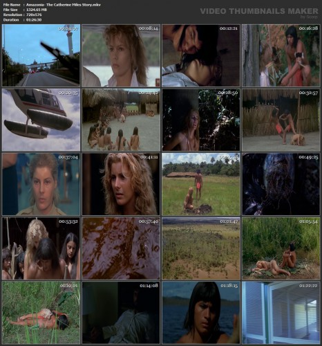 Amazonia: The Catherine Miles Story (1985) screencaps