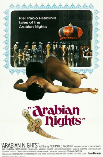 Arabian Nights (1974)cover
