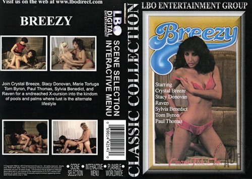 Breezy (1984) cover