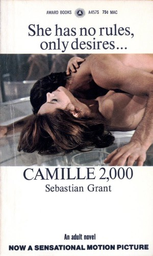 Camille 2000 (1969) cover