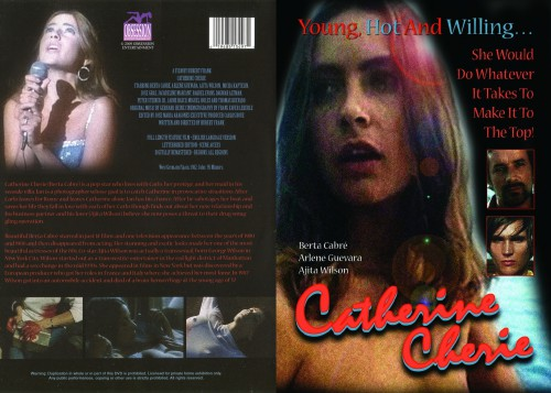 Catherine Cherie (Better Quality) (1982) cover