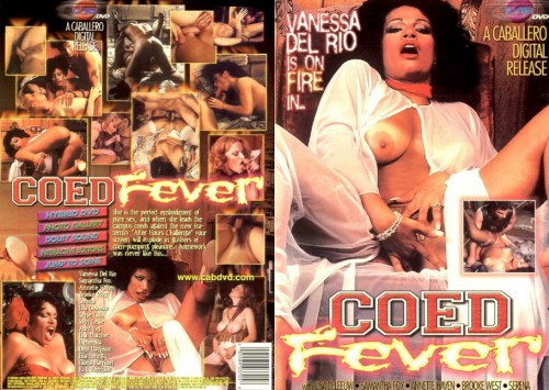 Coed Fever (1980) cover