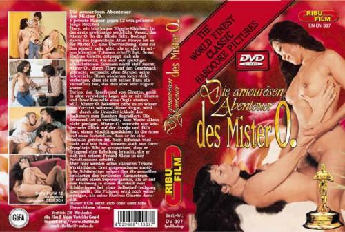 Die Amourosen Abenteuer der Mr.O (1978) cover