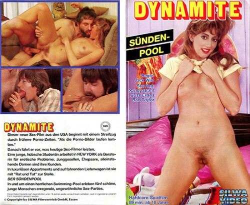Dynamite (1972) cover