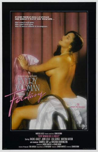 Every Woman Has A Fantasy 1 (1984) cover