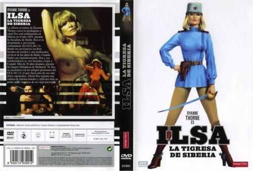Ilsa the Tigress of Siberia (1977) cover