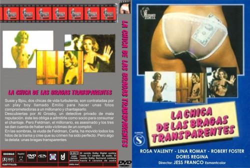 La chica de las bragas transparentes (Better Quality) (1981) cover