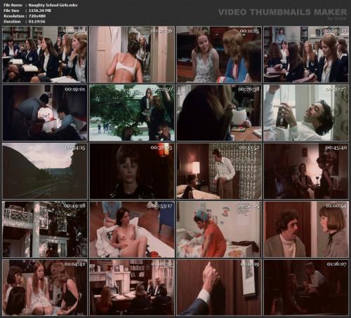 Naughty School Girls (1975) screencaps