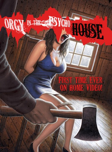 Orgy in the Psycho House (1969) cover