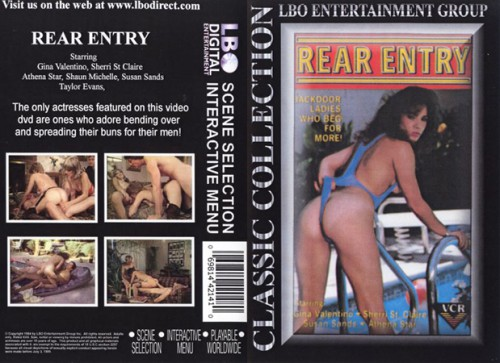 Rear Entry (1984) cover