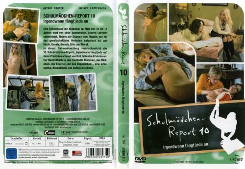 Schulmadchen-Report 10: Irgendwann fangt jede an (Better Quality) (1976) cover
