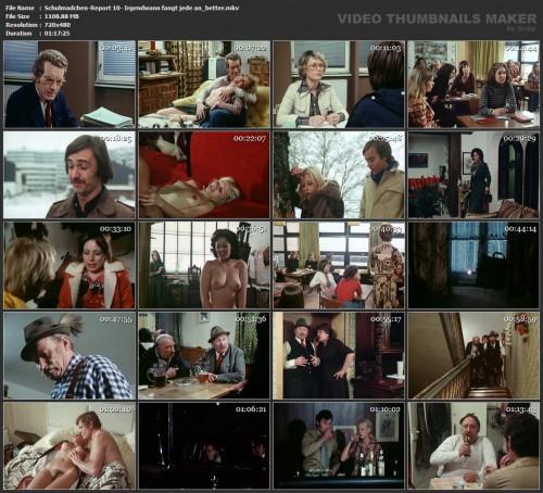 Schulmadchen-Report 10: Irgendwann fangt jede an (Better Quality) (1976) screencaps