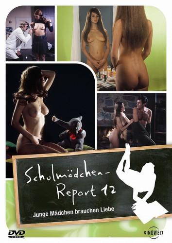 Schulmadchen-Report 12: Wenn das die Mammi wusste (Better Quality) (1978) cover