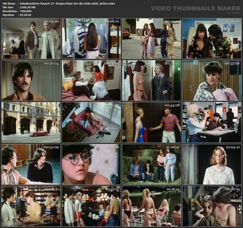 Schulmadchen-Report 13: Vergiss beim Sex die Liebe nicht (Better Quality) (1980) screencaps