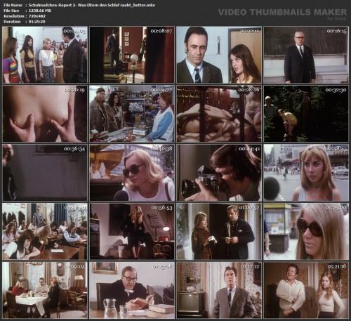 Schulmadchen-Report 2: Was Eltern den Schlaf raubt (Better Quality) (1971) screencaps