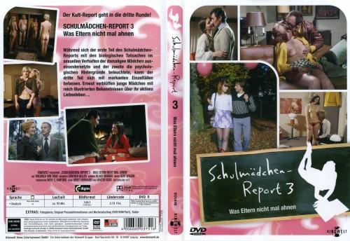 Schulmadchen-Report 3: Was Eltern nicht mal ahnen (Better Quality) (1972) cover