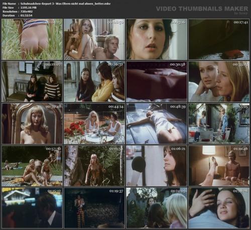 Schulmadchen-Report 3: Was Eltern nicht mal ahnen (Better Quality) (1972) screencaps