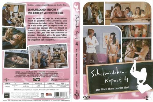 Schulmadchen-Report 4: Was Eltern oft verzweifeln lasst (Better Quality) (1972) cover