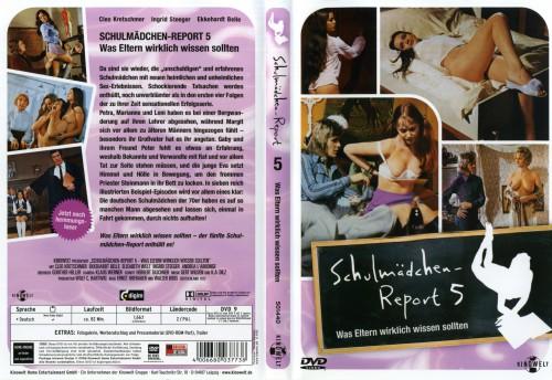 Schulmadchen-Report 5: Was Eltern wirklich wissen sollten (Better Quality) (1973) cover