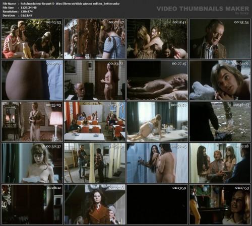 Schulmadchen-Report 5: Was Eltern wirklich wissen sollten (Better Quality) (1973) screencaps