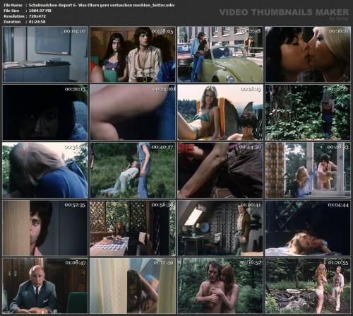 Schulmadchen-Report 6: Was Eltern gern vertuschen mochten (Better Quality) (1973) screencaps
