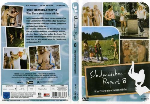 Schulmadchen-Report 8: Was Eltern nie erfahren durfen (Better Quality) (1974) cover