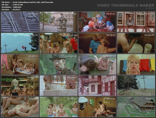 Sechs Schwedinnen Auf Der Alm (Soft Porn) (1983) screencaps
