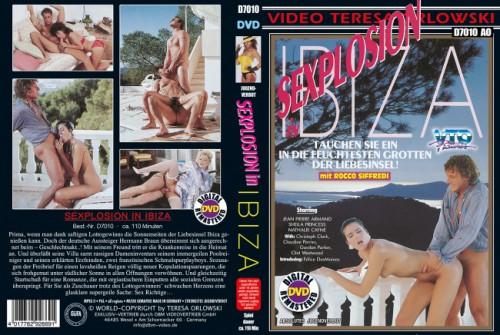 Sexplosion in Ibiza (1988) cover