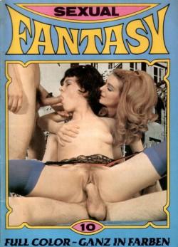 Sexual Fantasy 10 (Magazine) cover