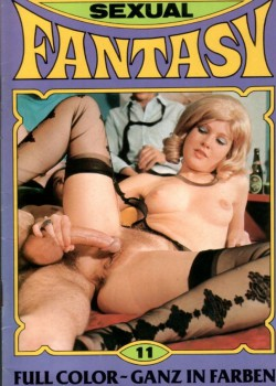 Sexual Fantasy 11 (Magazine) cover