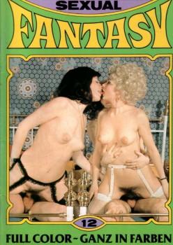 Sexual Fantasy 12 (Magazine) cover