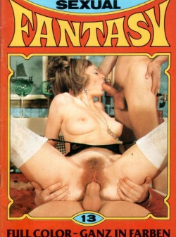 Sexual Fantasy 13 (Magazine) cover