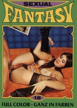 Sexual Fantasy 16 (Magazine) cover