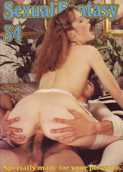 Sexual Fantasy 34 (Magazine) cover