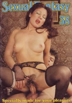 Sexual Fantasy 38 (Magazine) cover