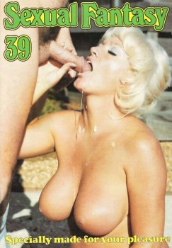 Sexual Fantasy 39 (Magazine) cover