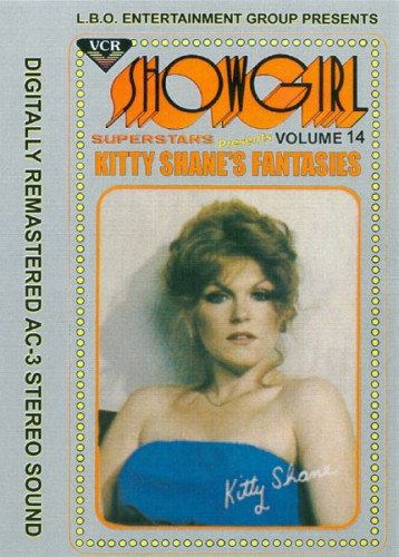 Showgirl Superstars 14: Kitty Shane's Fantasies (1982) cover