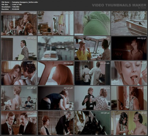 Swinging Swappers (Better Quality) (1973) screencaps