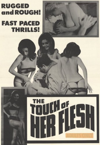 The Touch of Her Flesh (1967) cover