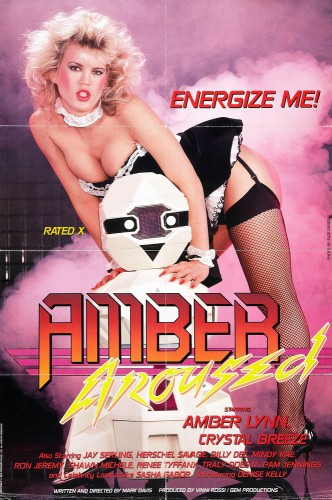 Amber Aroused (1985) cover