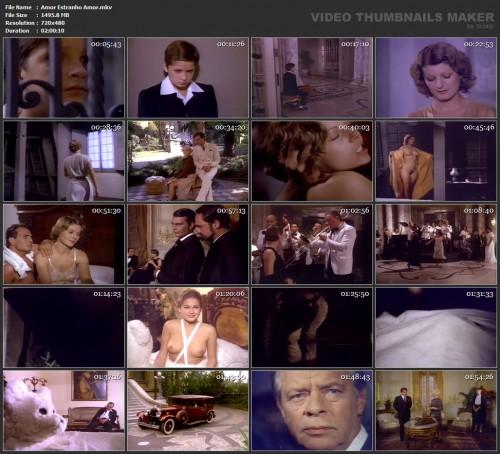 Amor Estranho Amor (1982) screencaps