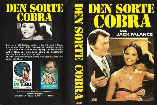 Black Cobra Woman (1976) cover