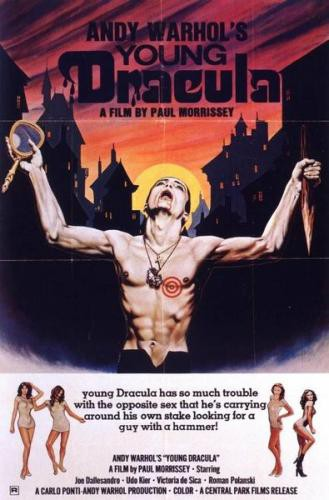 Blood for Dracula (1974) cover
