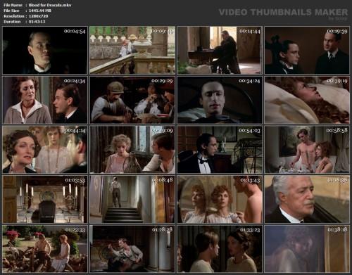 Blood for Dracula (1974) screencaps