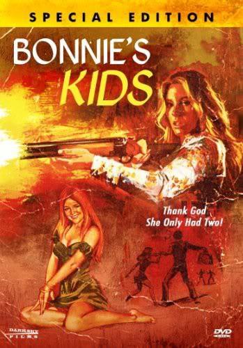 Bonnie's Kids (1973) cover