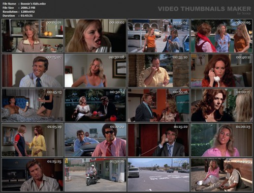 Bonnie's Kids (1973) screencaps