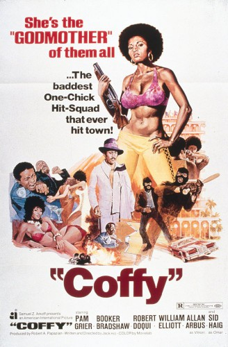 Coffy (Better Quality) (1973) cover