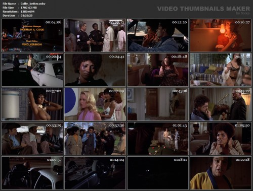 Coffy (Better Quality) (1973) screencaps
